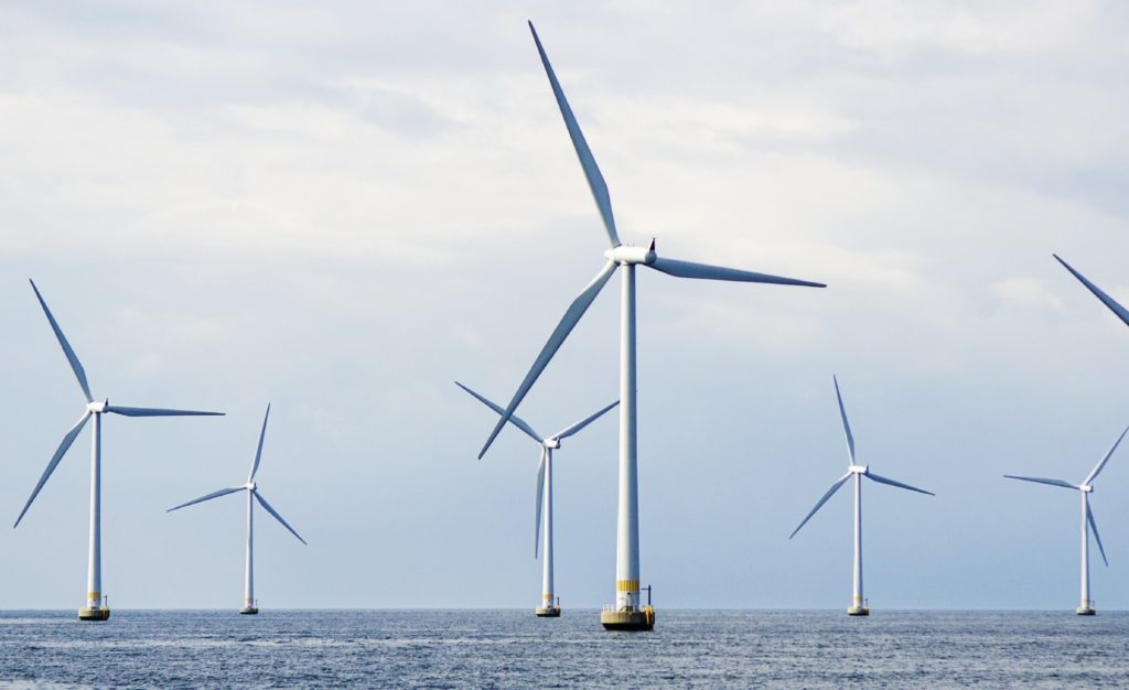 Wind Turbine, Sea, Wind, Energy, Cloud - Sky